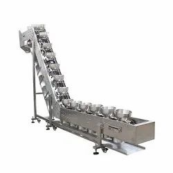 Inclined Bowl Bucket Elevator Conveyor