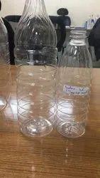 Transparent Juice Pet Bottle