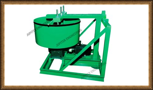 35 Rpm Mild Steel COLOR MIXER, Capacity: 100 Kg-200 Kg, Warranty: 12 Months