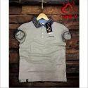 Being Human Collar T Shirt