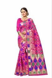 Mayuri Banarasi Silk Saree