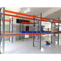 Warehouse Pallet Storage Rack