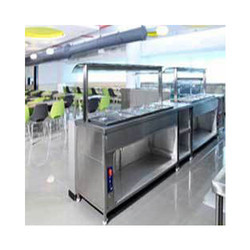 Buffet Counter-For Corporate Offices