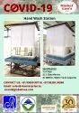 Hand Wash Station Cum Hand Sanitizer Station