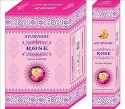Ayurvedic Rose Masala Incense Sticks