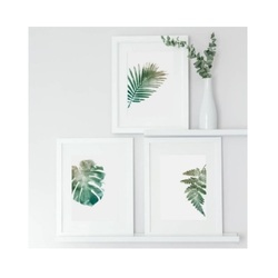 Dry Leaf Painting Set Of Three