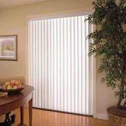 Living Room Vertical Blind At Rs 110 Square Feet Vertical Blinds