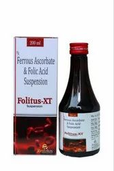 Finished Product Allopathic Iron Syrup, REGULUS, Prescription