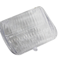 Three Wheeler Transparent Side Light Cover