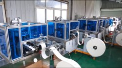 Fully Automatic Paper Lid Machine