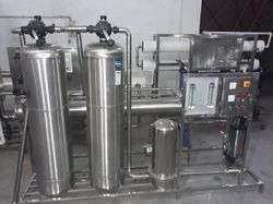 Commercial Water Treatment R O Plant