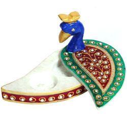 Marble Peacock Chopra