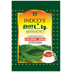 Printed Tea Pouches