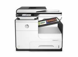 HP Pagewide Pro 477dw Printer With Ciss Ink Tank System