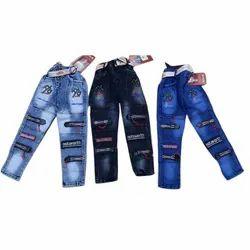 Kids Designer Denim Jeans