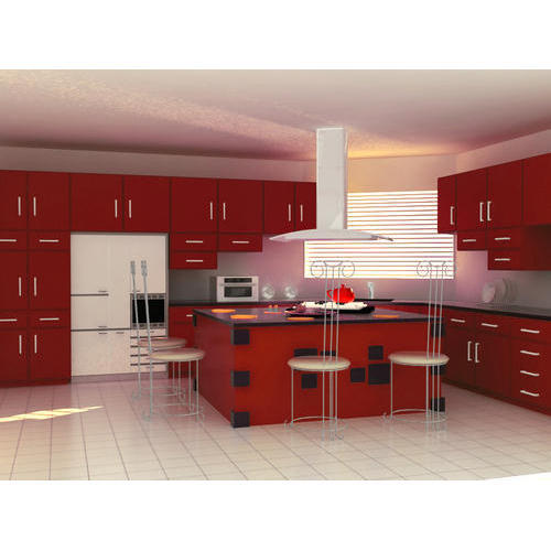 Bon Open Modular Kitchen