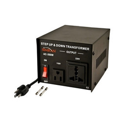 AC 300W Step Up And Down Transformer