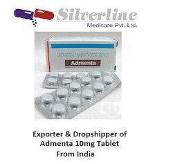 Admenta 10mg Tablet