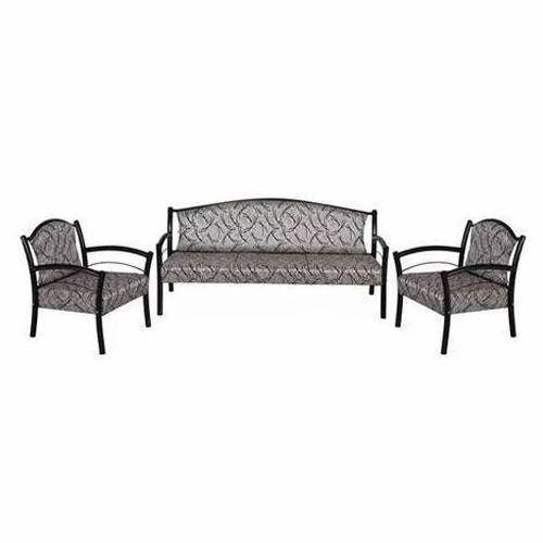 Decora Iron Sofa Set Rs 12000, Iron Sofa Set Designs