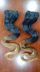 Hair King Indian Seller Twin Colour Hair