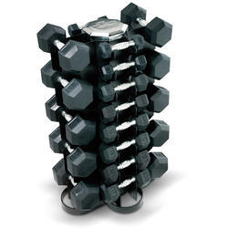4 Sides Dumbbell Rack