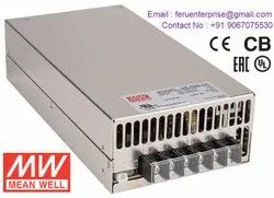 Meanwell 24VDC 25A Power Supply