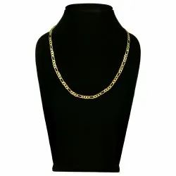Simple Gold plated Thick Chain
