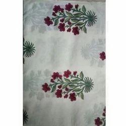 Floral Print Suit Fabric