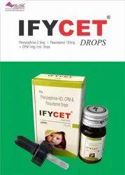Anticold Drops- Paracetamol  Phenylephirine Hcl , Chlorpheniramine Maleate