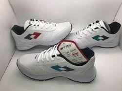 White Men TRV Sports Shoes, Size: 6-10