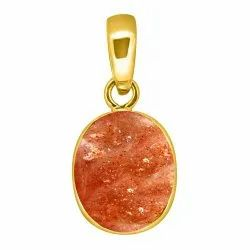 Sunsitara Pendal Panchdhatu Gemstone