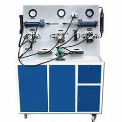 Color Coated Hydraulic Trainer Kit, For Training