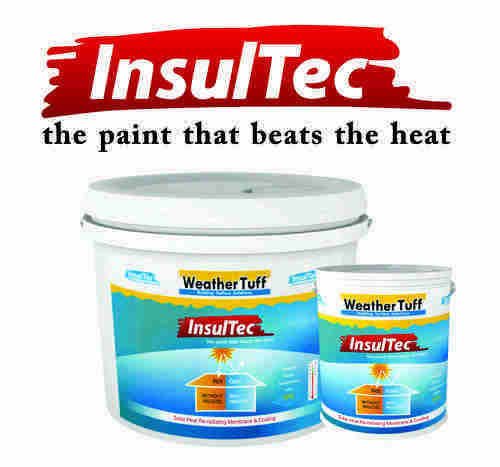 Protective Exterior Acrylic Paint
