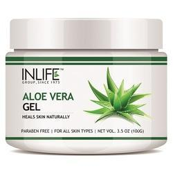 INLIFE Green Aloevera Gel, Pack Size: 100GRMS