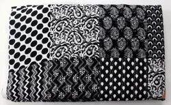 Indian Indigo Cotton Fabric