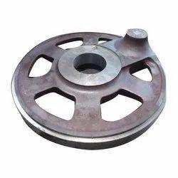 Cement plant casting