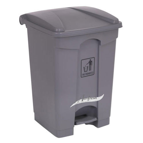 Plastic Pedal Bin Size 110 Litre And 80 Rs 240 Piece