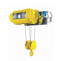 Low Headroom Wire Hoist