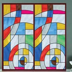 Multicolor Saint Gobain Art Glass for Partition
