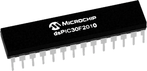 DSPIC30F2010-30I/SP DS PIC Microcontroller