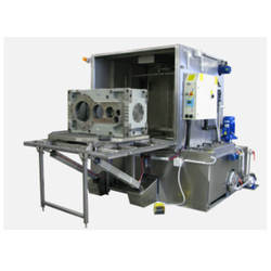 Conveyorised Component Cleaning Machine