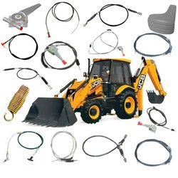 JCB Cables 3CD 3DX Backhoe Loader