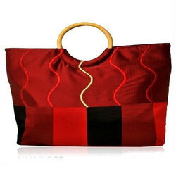 Modern Silk Bag