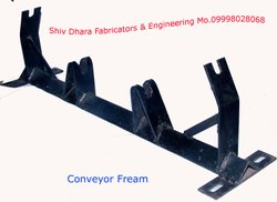 Conveyor Roller Bracket Steel Plants