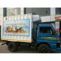 12 Feet Refrigerated Truck