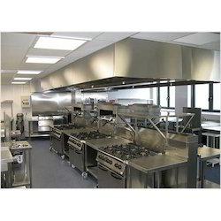 Ss Steel Catering Kitchen Equipments