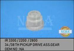 34 /38 Th Pickup Drive Ass.Gear  IR 3300 / 2200  / 2800