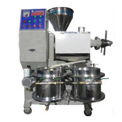 Automatic Mustard Oil Making Machine