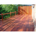 Deck Wooden Flooring