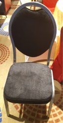 HKI Ms Metal Banquet Chair, For Banquet Hall